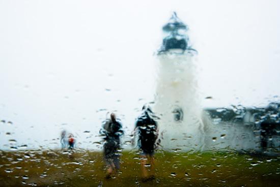 Le phare d'eau