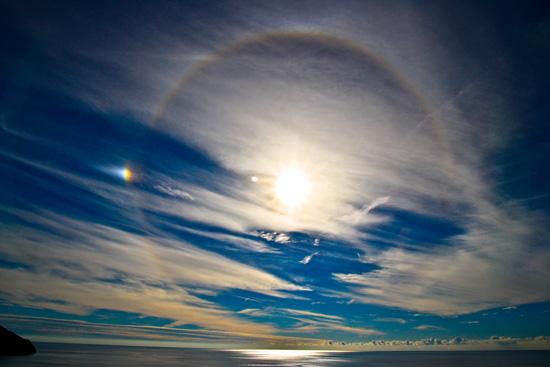 Le cercle solaire