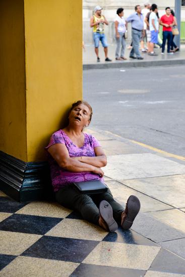 Narcolepsie de rue