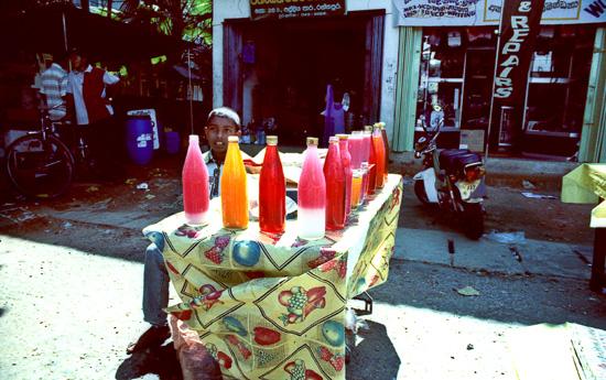 Le vendeur de couleurs