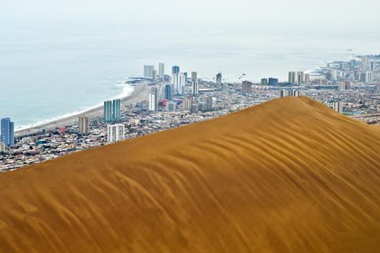 Dune de ville