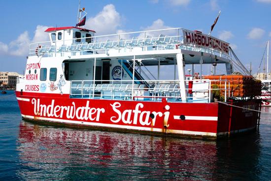 Safari sous marin