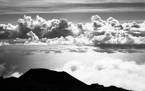 Par delà les nuages...