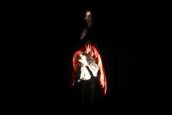 Spectre dansant