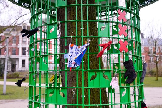 L'arbre à trouvailles