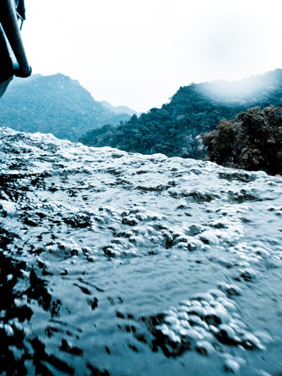 Montagne d'eau