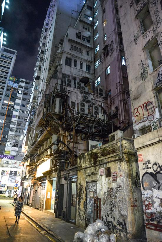 Le crochet hongkongais