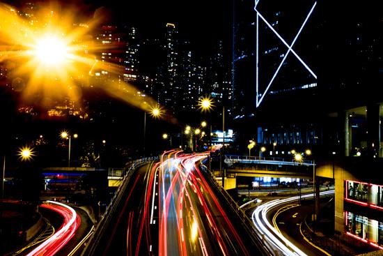 Hong Kong Vertigo